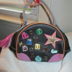 Dooney & Bourke bag star tassel nice
